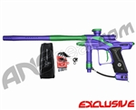 Dangerous Power Fusion FX Paintball Gun - Purple/Green