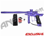 Dangerous Power Fusion FX Paintball Gun - Purple/Purple