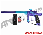 Dangerous Power Fusion FX Paintball Gun - Purple/Teal