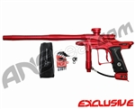 Dangerous Power Fusion FX Paintball Gun - Red/Red