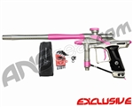 Dangerous Power Fusion FX Paintball Gun - Silver/Pink