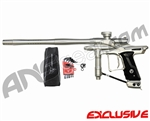 Dangerous Power Fusion FX Paintball Gun - Silver/Silver