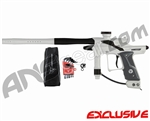 Dangerous Power Fusion FX Paintball Gun - White/Black