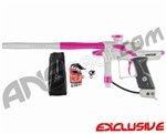 Dangerous Power Fusion FX Paintball Gun - White/Pink
