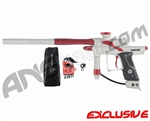Dangerous Power Fusion FX Paintball Gun - White/Red