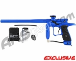 Dangerous Power G4 Paintball Gun - L.E. Cobalt/Black