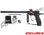Dangerous Power G4 Paintball Gun Neon Series - Black/Orange