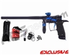Dangerous Power G5 Paintball Gun - Black/Blue