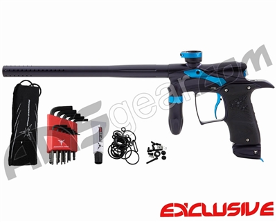 Dangerous Power G5 Paintball Gun - Black/Teal