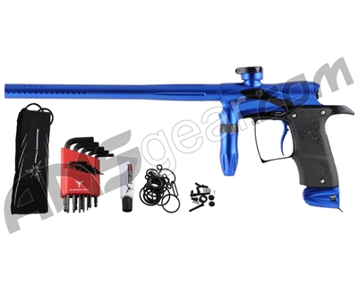 Dangerous Power G5 Paintball Gun - Blue/Black