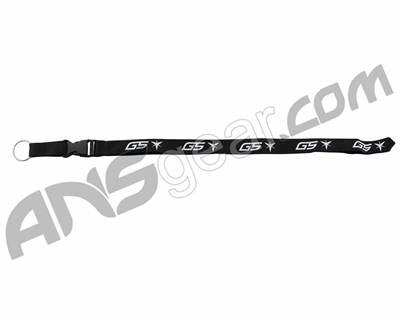 Dangerous Power G5 Lanyard - Black