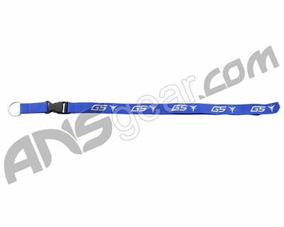 Dangerous Power G5 Lanyard - Blue