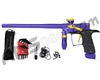 Dangerous Power G5 Paintball Gun - Purple/Yellow