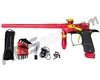 Dangerous Power G5 Paintball Gun - Red/Yellow