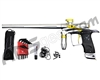 Dangerous Power G5 Paintball Gun - Silver/Yellow