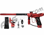 Dangerous Power Rev-i Paintball Gun - Red/Black