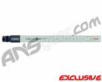 "Deathstix Carbon Fiber Barrel 14"" - White Fiber Front"