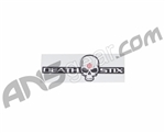 Deathstix Paintball Sticker - Skull