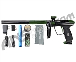 DLX Luxe 2.0 Paintball Gun - Black/British Racing Green