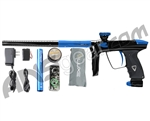 DLX Luxe 2.0 Paintball Gun - Black/Dust Blue