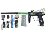 DLX Luxe 2.0 Paintball Gun - Black/Slime Green
