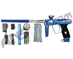 DLX Luxe 2.0 Paintball Gun - Blue/Clear