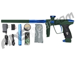 DLX Luxe 2.0 Paintball Gun - British Racing Green/Blue