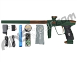 DLX Luxe 2.0 Paintball Gun - British Racing Green/Brown