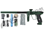 DLX Luxe 2.0 Paintball Gun - British Racing Green/Dust Black