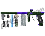 DLX Luxe 2.0 Paintball Gun - British Racing Green/Dust Purple