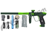 DLX Luxe 2.0 Paintball Gun - British Racing Green/Dust Slime Green