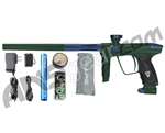 DLX Luxe 2.0 Paintball Gun - British Racing Green/Gun Metal