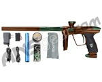 DLX Luxe 2.0 Paintball Gun - Brown/British Racing Green