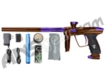 DLX Luxe 2.0 Paintball Gun - Brown/Purple