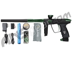 DLX Luxe 2.0 Paintball Gun - Dust Black/British Racing Green