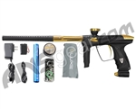 DLX Luxe 2.0 Paintball Gun - Dust Black/Gold