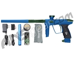 DLX Luxe 2.0 Paintball Gun - Dust Blue/British Racing Green