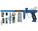 DLX Luxe 2.0 Paintball Gun - Dust Blue/Brown