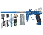 DLX Luxe 2.0 Paintball Gun - Dust Blue/Titanium