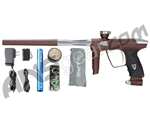 DLX Luxe 2.0 Paintball Gun - Dust Brown/Clear