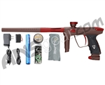 DLX Luxe 2.0 Paintball Gun - Dust Brown/Dust Red