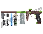 DLX Luxe 2.0 Paintball Gun - Dust Brown/Dust Slime Green