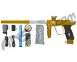 DLX Luxe 2.0 Paintball Gun - Dust Gold/Dust White