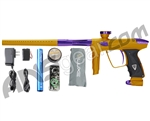 DLX Luxe 2.0 Paintball Gun - Dust Gold/Purple