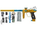 DLX Luxe 2.0 Paintball Gun - Dust Gold/Teal