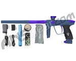 DLX Luxe 2.0 Paintball Gun - Dust Gun Metal/Dust Purple