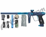 DLX Luxe 2.0 Paintball Gun - Dust Gun Metal/Teal
