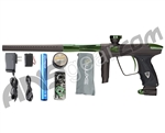 DLX Luxe 2.0 Paintball Gun - Dust Pewter/British Racing Green