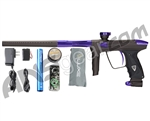DLX Luxe 2.0 Paintball Gun - Dust Pewter/Purple