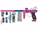 DLX Luxe 2.0 Paintball Gun - Dust Pink/Blue